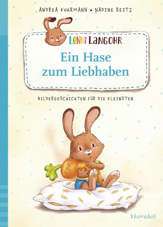 Cover-Bild Lenni Langohr - Ein Hase zum Liebhaben