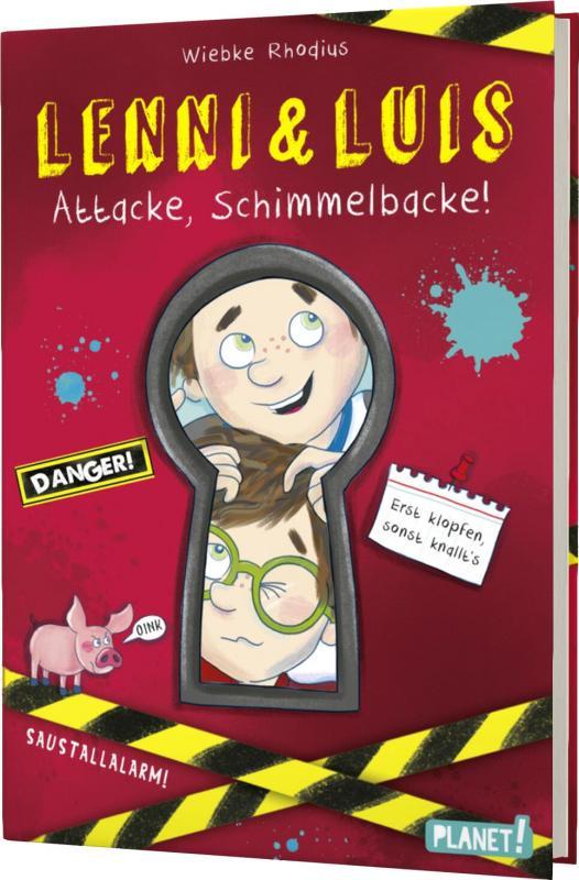 Cover-Bild Lenni und Luis 1: Attacke, Schimmelbacke!