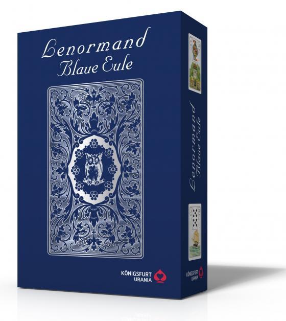 Cover-Bild Lenormand Blaue Eule