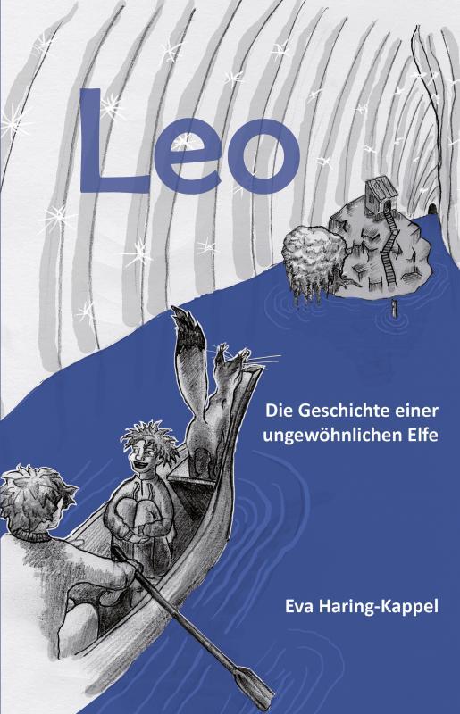 Cover-Bild Leo - Die Geschichte einer ungewöhnlichen Elfe