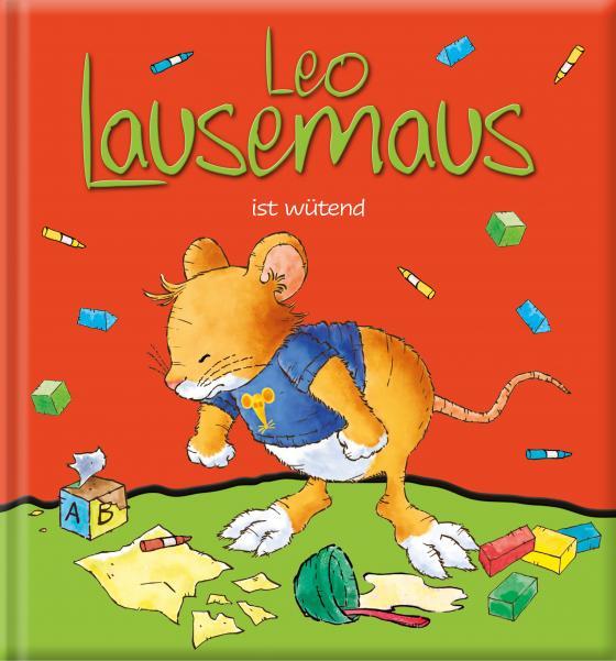 Cover-Bild Leo Lausemaus ist wütend