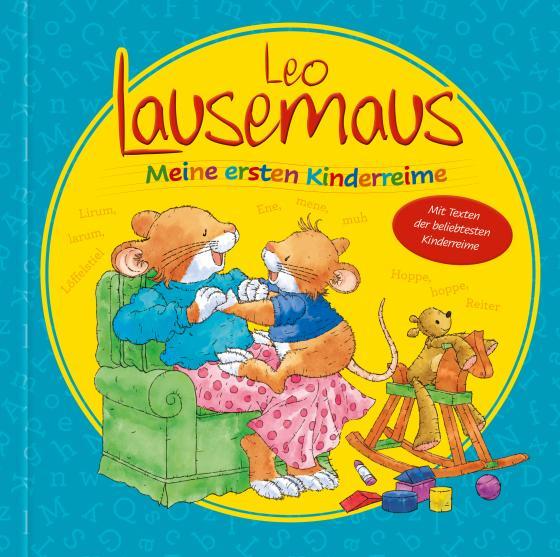 Cover-Bild Leo Lausemaus - Meine ersten Kinderreime