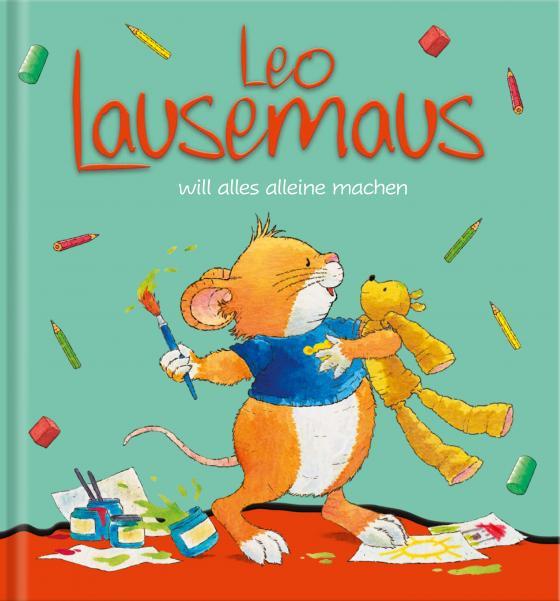 Cover-Bild Leo Lausemaus will alles alleine machen
