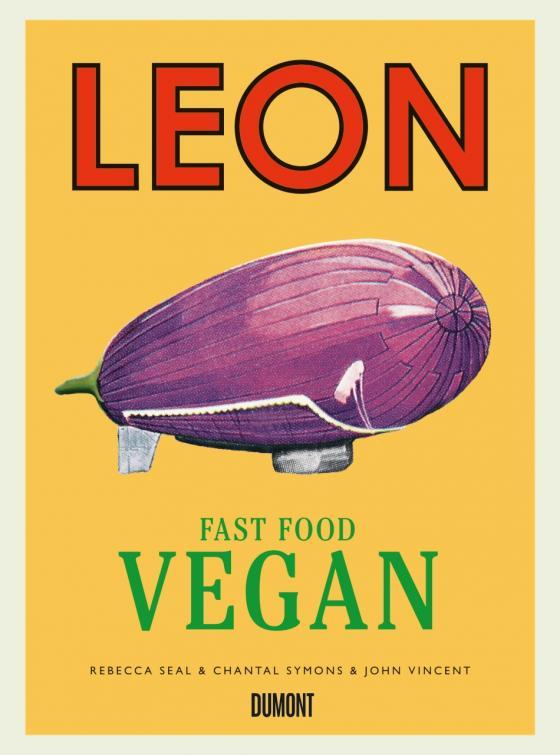 Cover-Bild Leon Fast Food Vegan