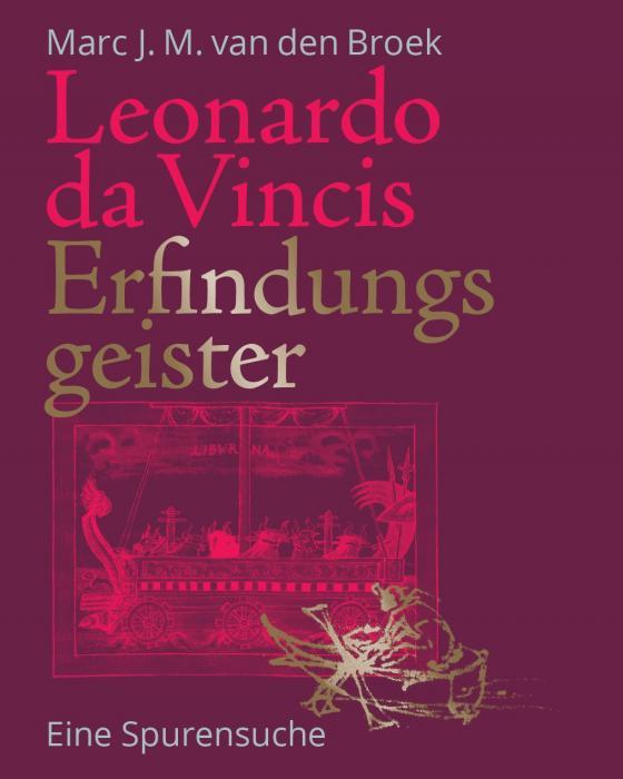 Cover-Bild Leonardo da Vincis Erfindungsgeister
