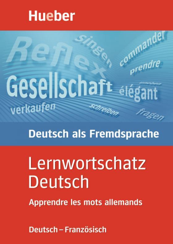 Cover-Bild Lernwortschatz Deutsch
