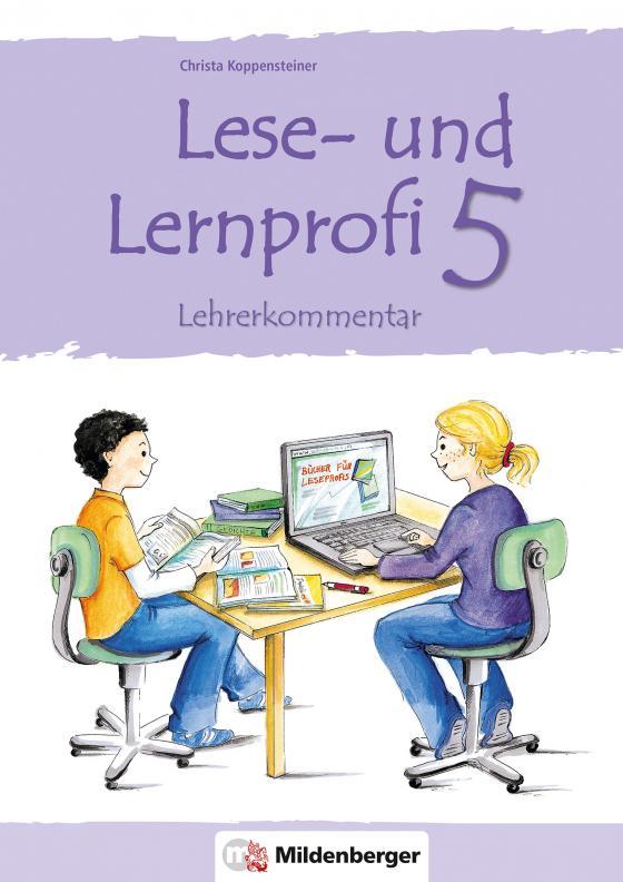 Cover-Bild Lese- und Lernprofi 5