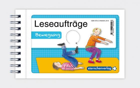 Cover-Bild Leseaufträge Bewegung