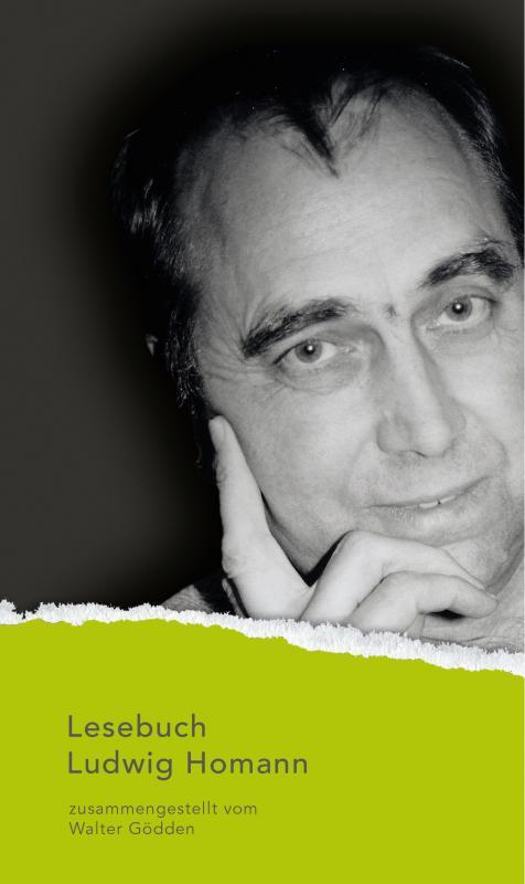 Cover-Bild Lesebuch Ludwig Homann