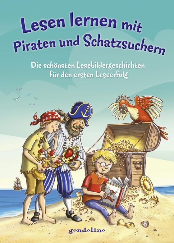 Cover-Bild Lesen lernen mit Piraten und Schatzsuchern