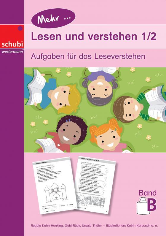 Cover-Bild Lesen und Verstehen / Mehr... Lesen und verstehen 1/2 Band B