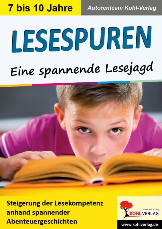 Cover-Bild Lesespuren