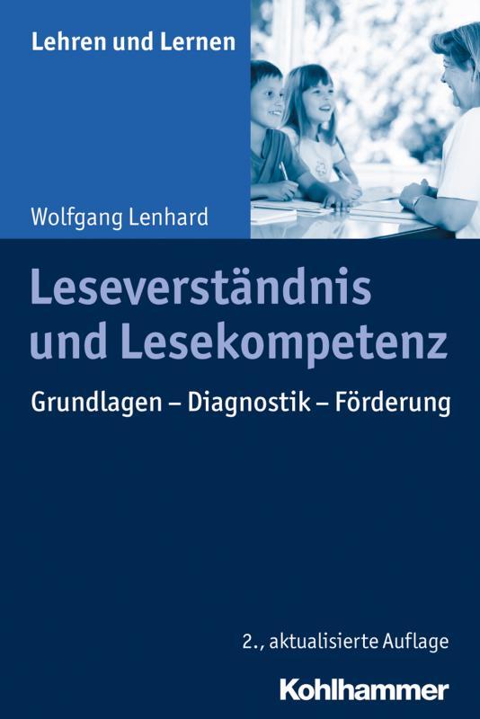 Cover-Bild Leseverständnis und Lesekompetenz