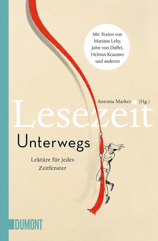 Cover-Bild Lesezeit. Unterwegs