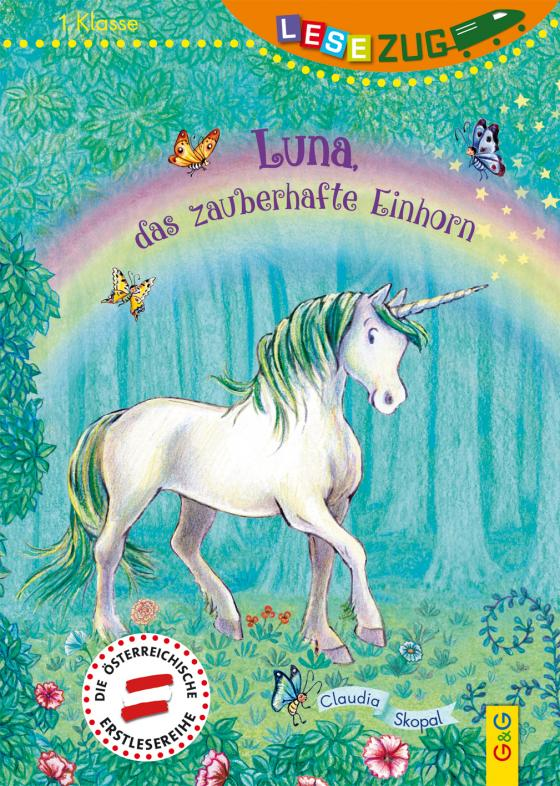 Cover-Bild LESEZUG/1. Klasse: Luna, das zauberhafte Einhorn