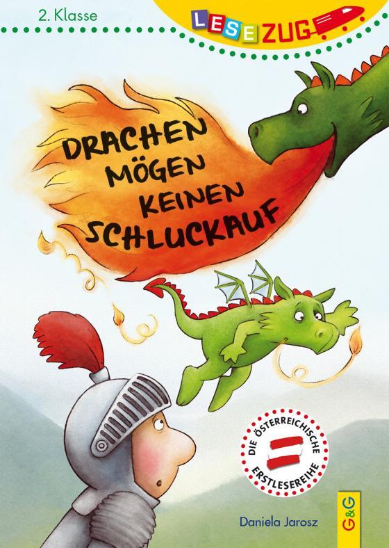 Cover-Bild LESEZUG/2. Klasse: Drachen mögen keinen Schluckauf