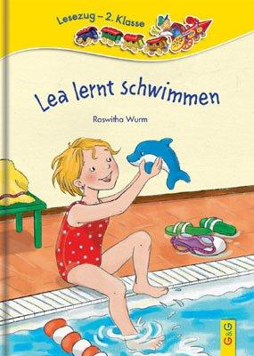 Cover-Bild LESEZUG/2. Klasse: Lea lernt schwimmen