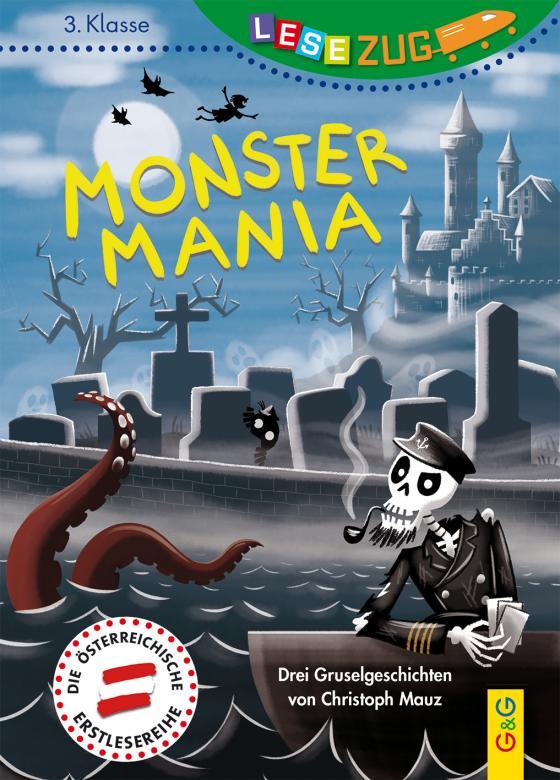 Cover-Bild LESEZUG/3. Klasse: Monster-Mania