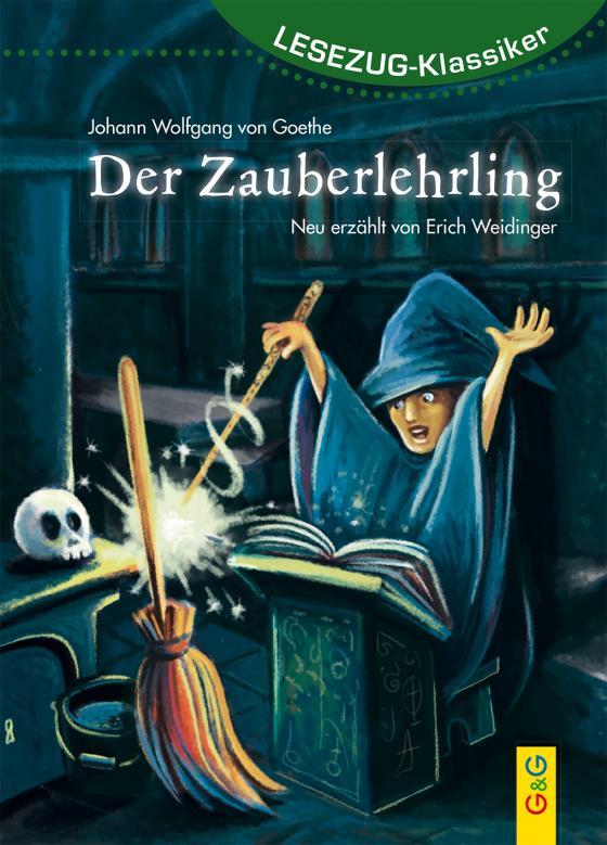 Cover-Bild LESEZUG/Klassiker: Der Zauberlehrling
