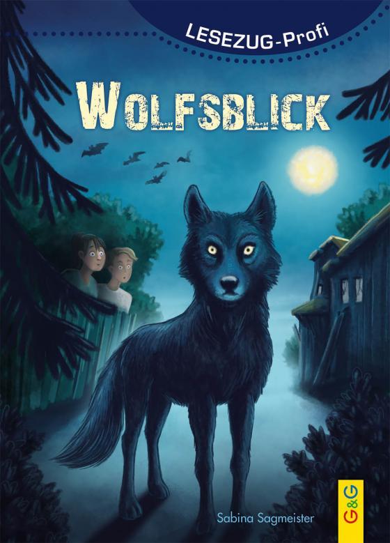 Cover-Bild LESEZUG/Profi: Wolfsblick