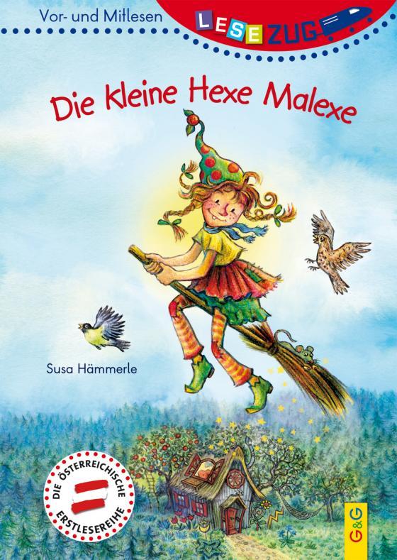 Cover-Bild LESEZUG/Vor- und Mitlesen: Die kleine Hexe Malexe