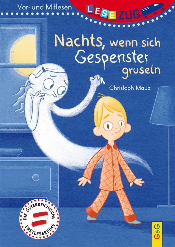 Cover-Bild LESEZUG/Vor- und Mitlesen: Nachts, wenn sich Gespenster gruseln