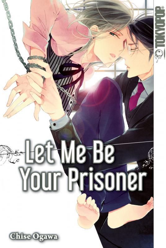 Cover-Bild Let Me Be Your Prisoner