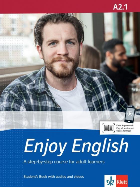 Cover-Bild Let's Enjoy English A2.1