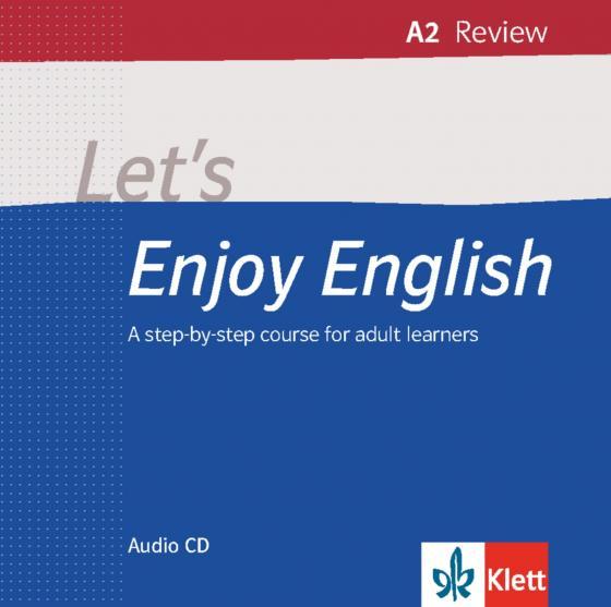 Cover-Bild Let's Enjoy English A2 Review