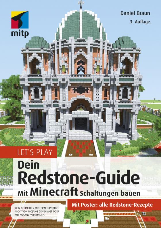 Cover-Bild Let´s Play. Dein Redstone-Guide