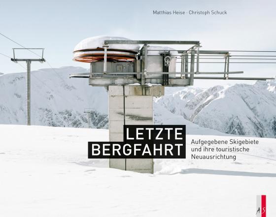 Cover-Bild Letzte Bergfahrt