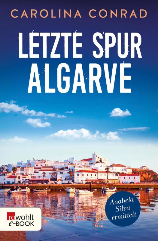 Cover-Bild Letzte Spur Algarve