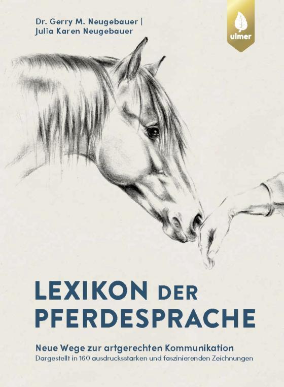 Cover-Bild Lexikon der Pferdesprache