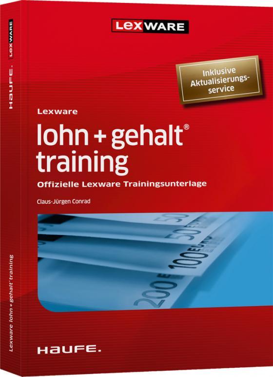 Cover-Bild Lexware lohn+gehalt® training - inkl. Arbeitshilfen online