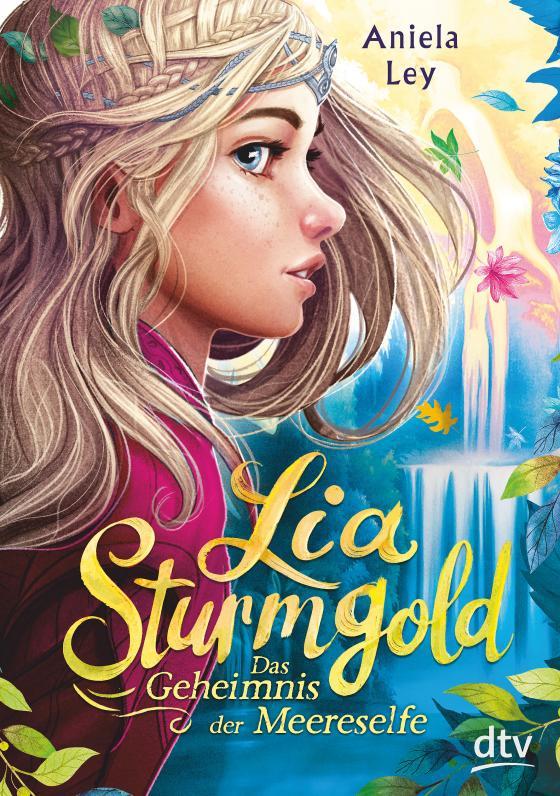 Cover-Bild Lia Sturmgold – Das Geheimnis der Meereselfe