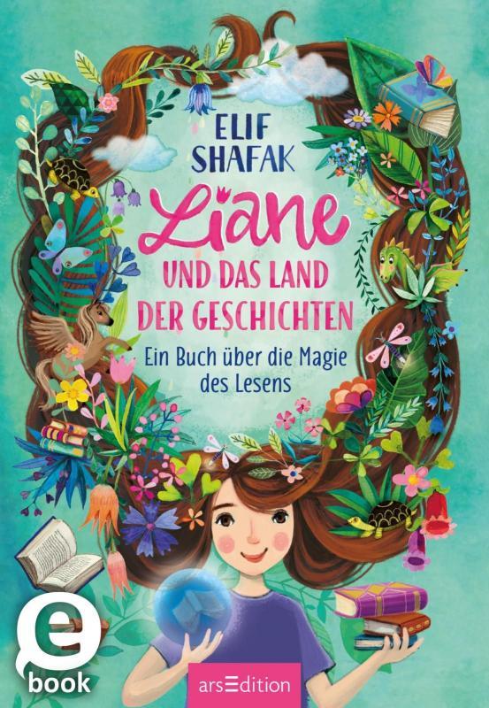 Cover-Bild Liane und das Land der Geschichten