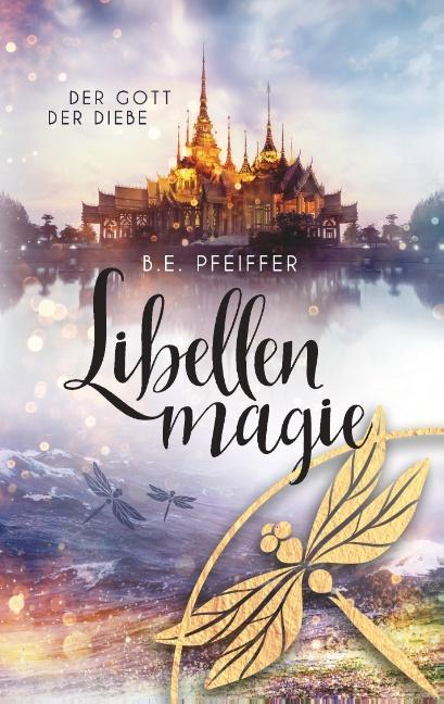 Cover-Bild Libellenmagie