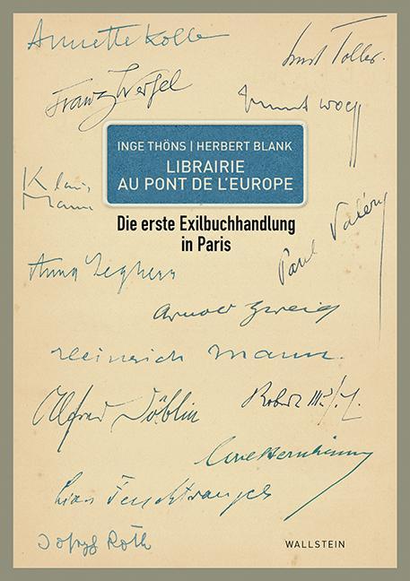 Cover-Bild Librairie Au Pont de l`Europe