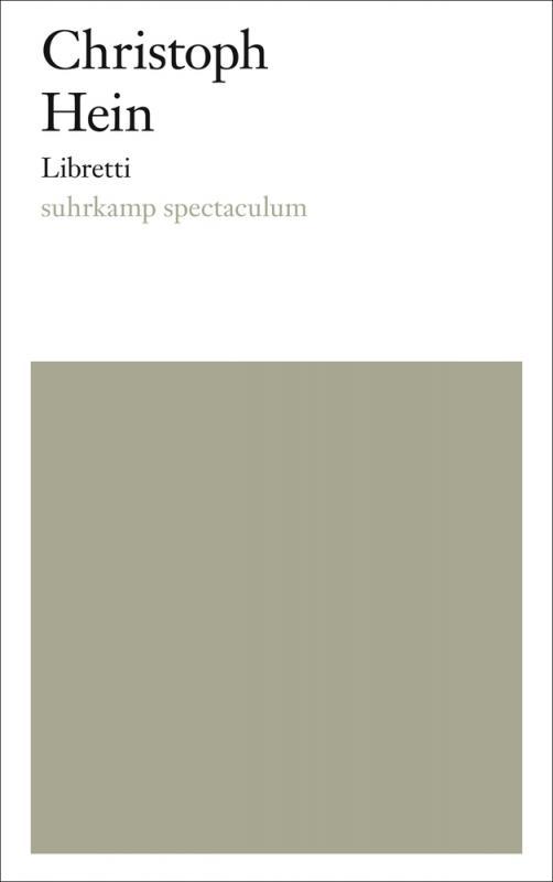 Cover-Bild Libretti