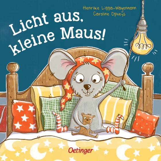 Cover-Bild Licht aus, kleine Maus!