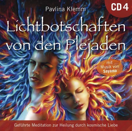Cover-Bild Lichtbotschaften von den Plejaden [Übungs-CD 4]