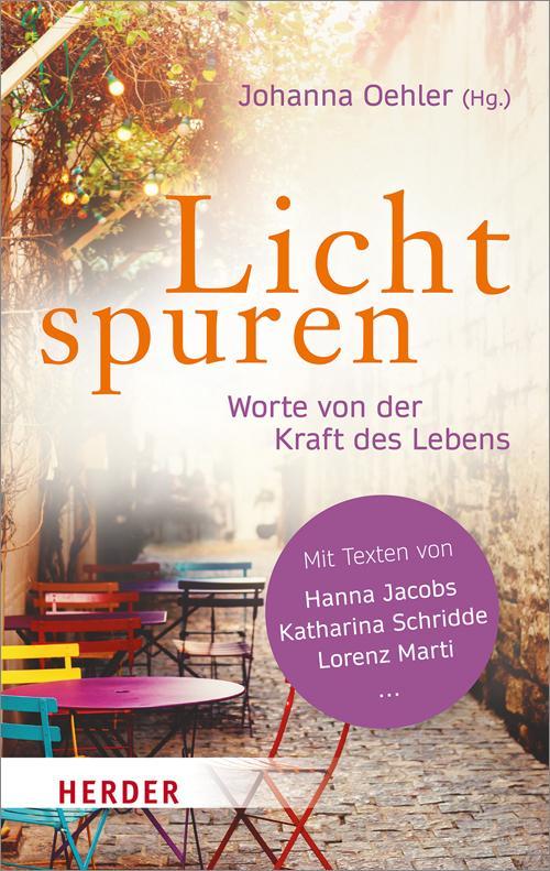 Cover-Bild Lichtspuren