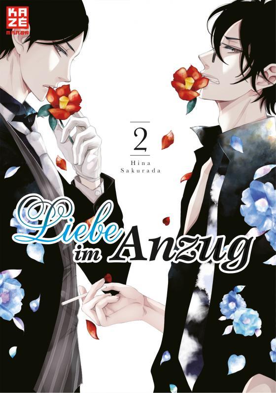 Cover-Bild Liebe im Anzug – Band 2