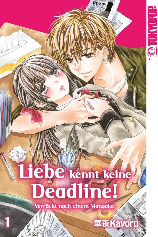 Cover-Bild Liebe kennt keine Deadline! - Band 1