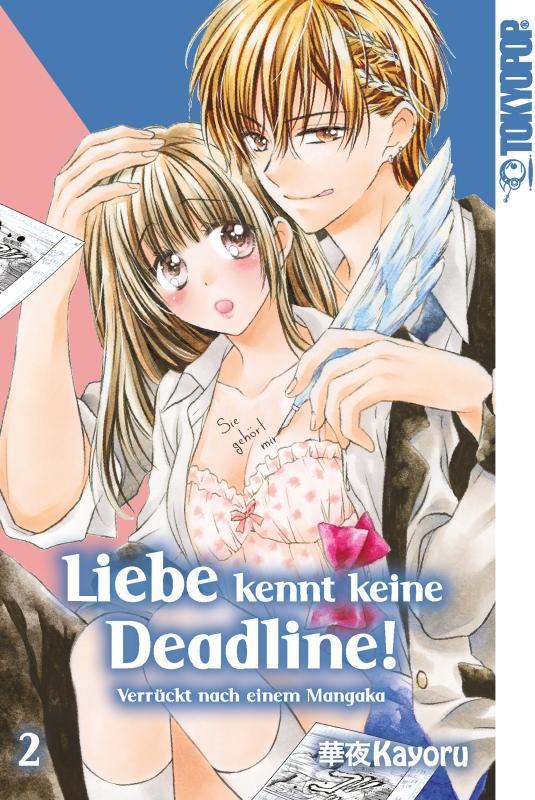 Cover-Bild Liebe kennt keine Deadline! - Band 2