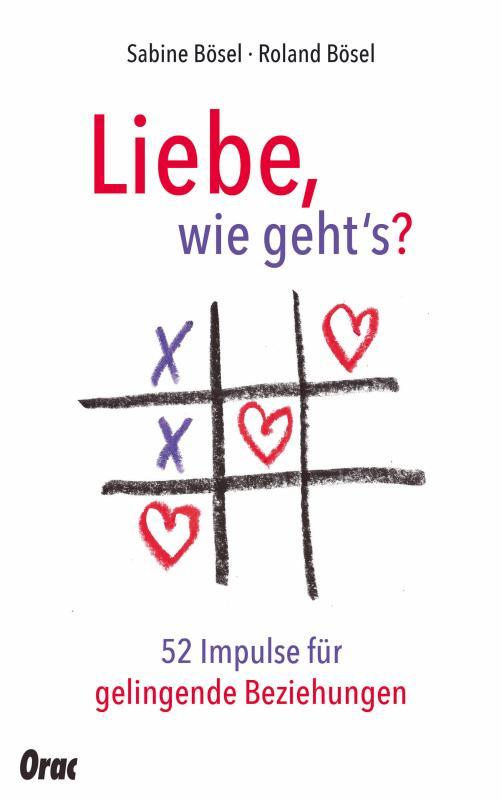 Cover-Bild Liebe, wie geht's?
