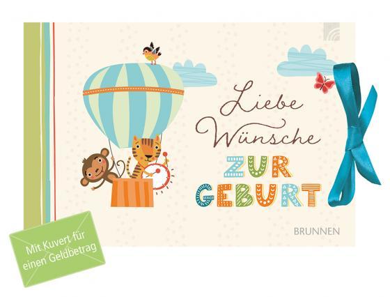 Cover-Bild Liebe Wünsche zur Geburt