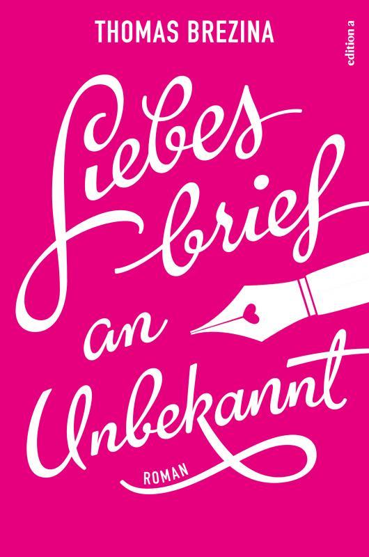 Cover-Bild Liebesbrief an Unbekannt