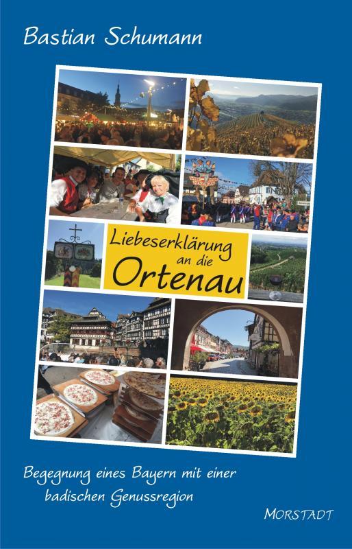 Cover-Bild Liebeserklärung an die Ortenau