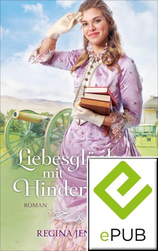 Cover-Bild Liebesglück mit Hindernissen (eBook)